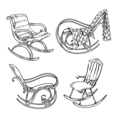 rocking: Rocking chairs