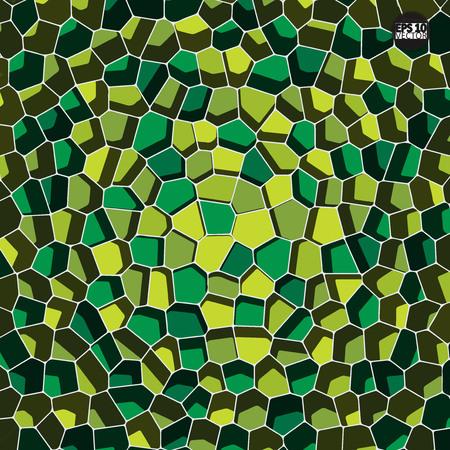 Vector stone pattern. Abstract mosaic pattern. Eps10 Vector illustration. Illustration