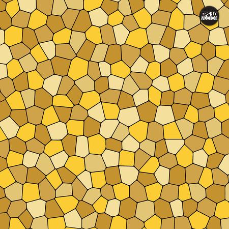 Vector stone pattern. Abstract mosaic pattern. Vector illustration.