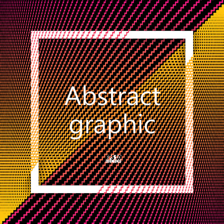 Abstract background with geometric pattern. Eps10 Vector illustration Illustration