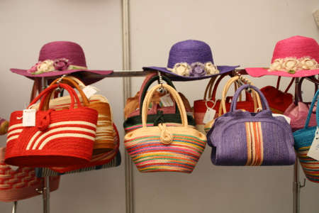 bombyx mori: Silk products Stock Photo