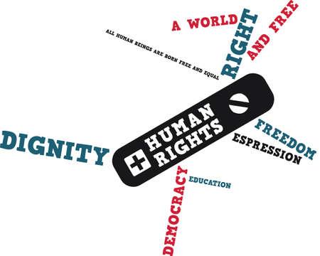 Een suissesmes dat zojuist met mensenrechten is gemaakt