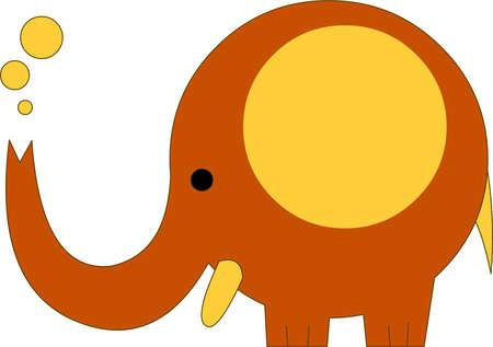 savana: Creatures - elefant