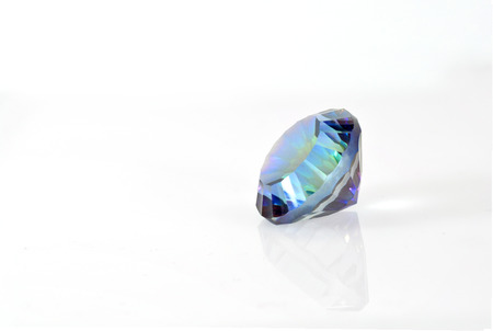 zircon: Rainbow mystic gem