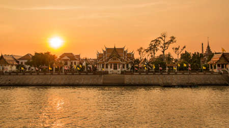 Beautiful temple in Ayutthaya