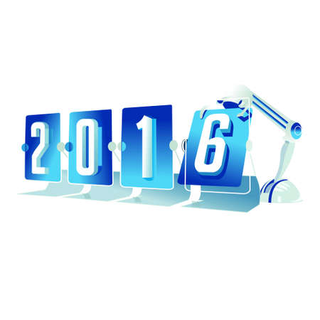 end of year: to welcome 2016
