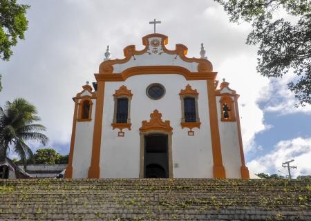senhora: Brazil, Archipelago Fernando de Noronha, church of Nossa Senhora dos Remédios