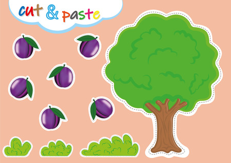 cut and paste activities for kindergarten, preschool cutting and pasting worksheets for kids