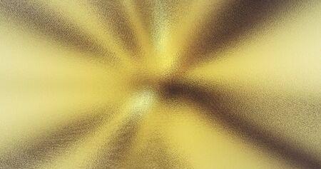 Golden foil texture background. Digital 3d surface.