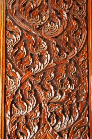 wood carvings: Thai wood carvings