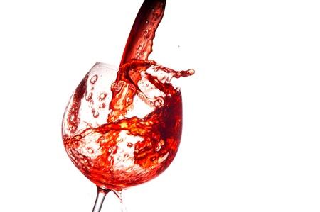 Wine pouring Stock Photo - 17508616