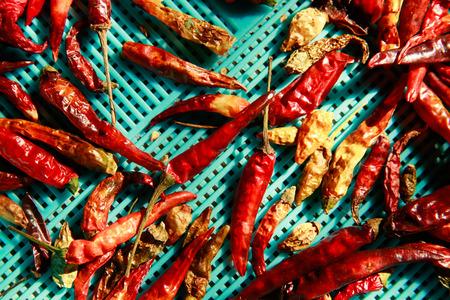 sharply: Dried Chili