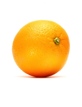 Orange isolated on a white background  Stock Photo - 14812128