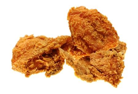 Gold fried chicken