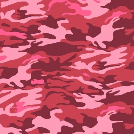 군사 위장 배경