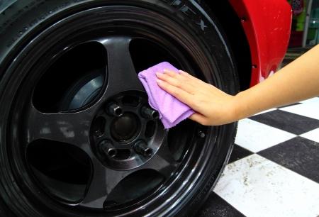 Sponge   microfiber cleaning car wash