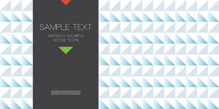Abstract Triangle Pattern. Background , Cover , Layout , Magazine, Brochure , Poster , Website , Name card , etc.