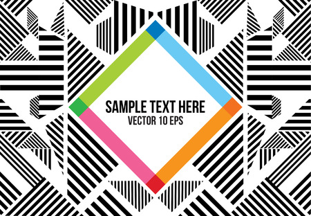 Abstract Triangle Pattern  Background. Annual , Cover , Layout , Magazine, Brochure , Poster , Website , name card etc.