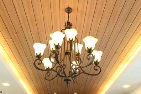 chandelier background: Chandeliers