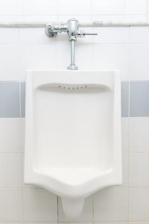 urinario en los hombres