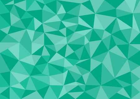 Low poly style vector, green low poly design, low poly style illustration, Abstract low poly background vector,