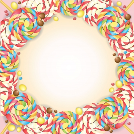 Candy Stock Vector - 17898821
