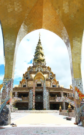 Wat Phakaew Thailand  photo