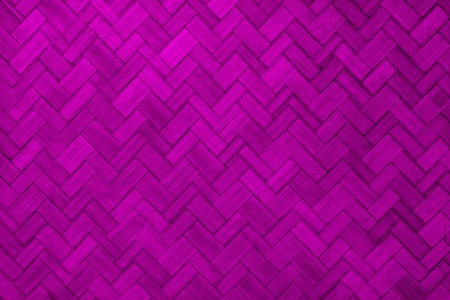 Texture of Light violet  color paint weave wall for background  photo