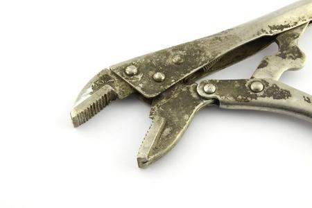 Locking pliers photo