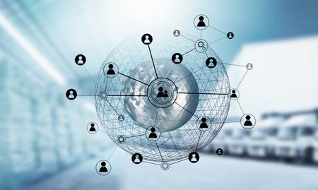 Redes de tecnologías sociales, Técnica mixta.