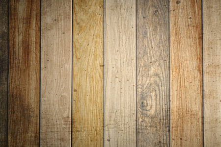 Old, Grunge Wood Panels Used As Background. Brown Wood Texture ...