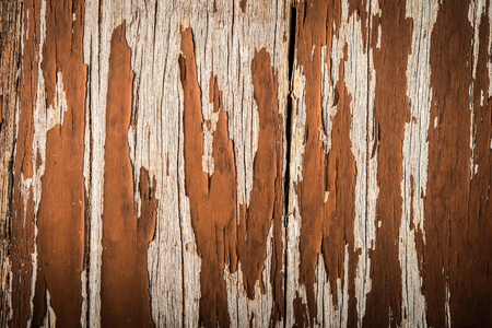 Old wood texture background surface. Wood texture table surface top view. Vintage wood texture background. Can be use as background texture or wallpaper. Stock Photo