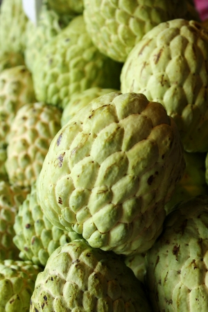 custard apple: Thai fruits - custard apple