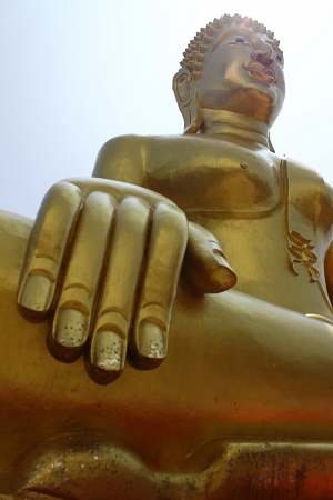 Statue of Buddha in Thailand Stock Photo - 15837404