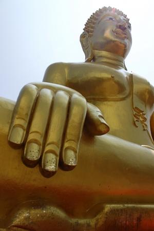 Statue of Buddha in Thailand Stock Photo - 15837404