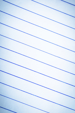 lined paper: detailed lined paper texture is background Stock Photo