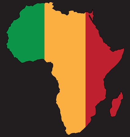 vectored: Africa United