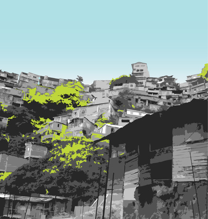 slums: FAVELA