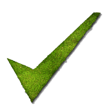 agree: agree sign with grass texture