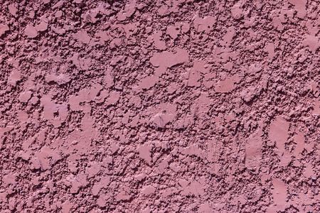 Close up beautiful stucco mortar plastered wall texture with colorful and rough surface background