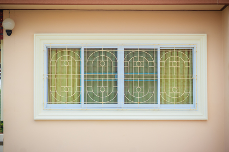 Window Grill Stock Photos And Images 123rf