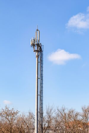 base station of cellular communication . Tula region Russia