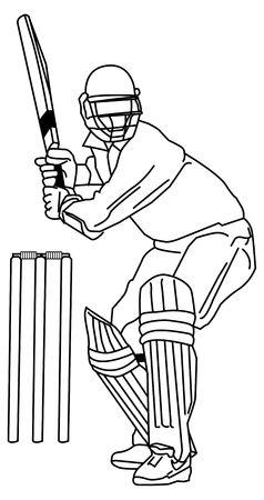 cricketer: Batsman
