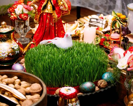 mixed nuts and novruz attributes