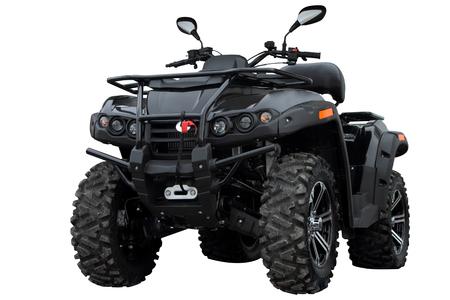 Powerful modern ATV. Stock Photo