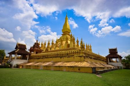 laos: Pha That Luang