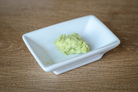 wasabi: wasabi for Japanese food