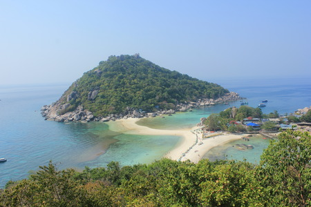 nangyuan: Nangyuan Island. Stock Photo