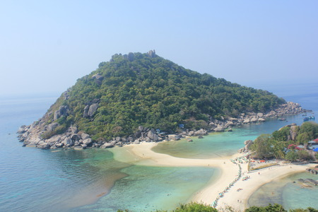 Nangyuan Island. Stock Photo