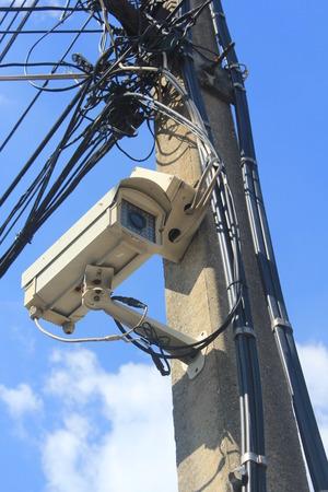 CCTV cameras photo